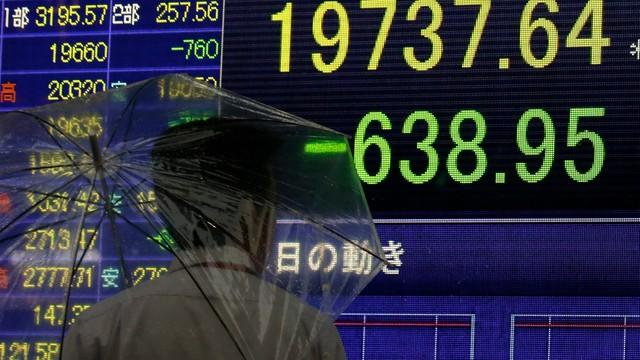 Chiny: gwałtowne spadki na giełdzie, interwencje władz nieskuteczne