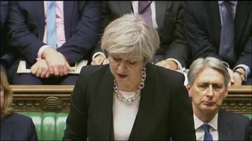 Premier May: zamachowiec urodził się w Wielkiej Brytanii, wcześniej był pod obserwacją służb