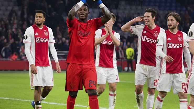Piłkarze Ajaksu Amsterdam bez trenera