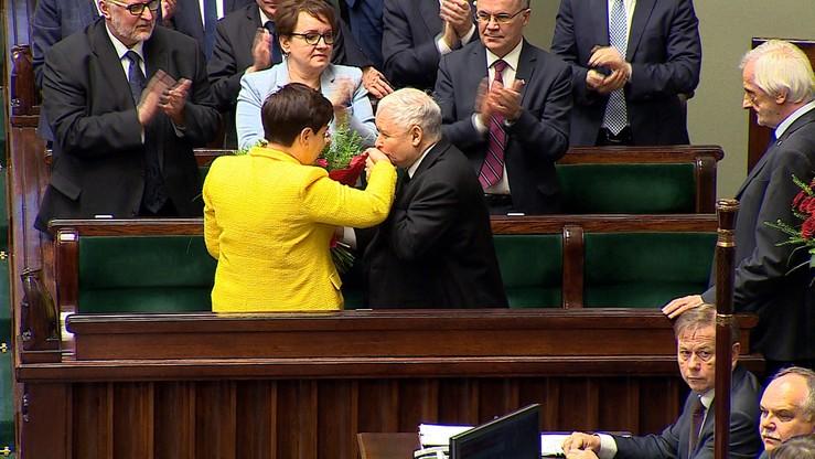 """""""To bulwersujące że złożyła rezygnację na ręce Komitetu Politycznego PiS, a nie prezydenta, Sejmu lub w orędziu telewizyjnym"""""""