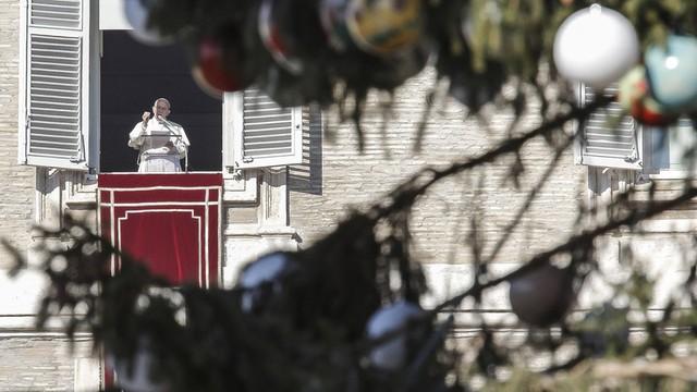Papież: Świat nienawidzi chrześcijan