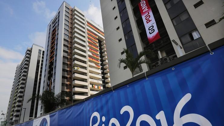 """Sportowcy walczą z brudem w Rio. """"Do środków czystości trudno się dopchać"""""""