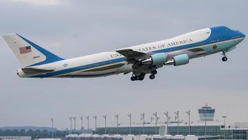 2016-12-07 Trump nie chce nowego Air Force One. Koszty są absurdalne