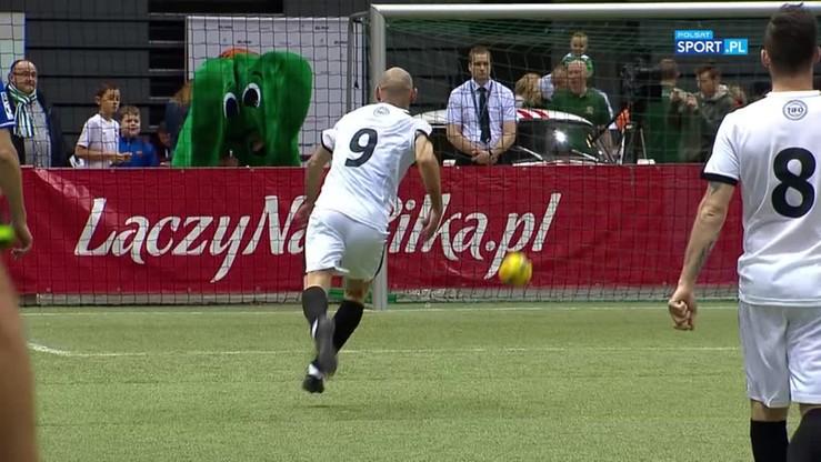 Amber Cup: Fabryka Futbolu - Wisła Płock 4:0. Skrót meczu