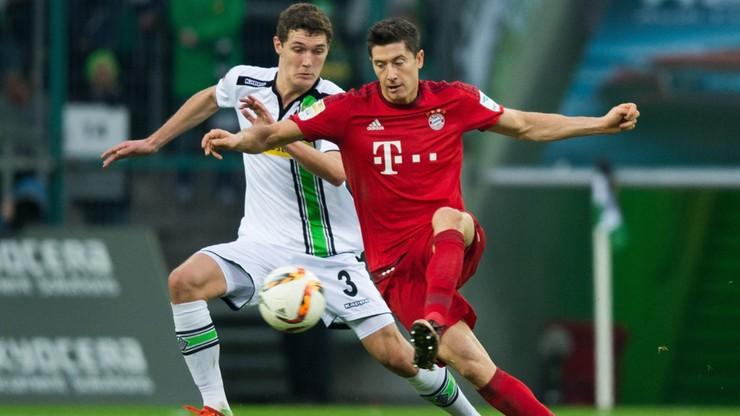 Bayern na kolanach! Lewandowski bez gola