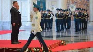 06-09-2017 13:58 Duda zaprasza do Polski kazachskich przedsiębiorców