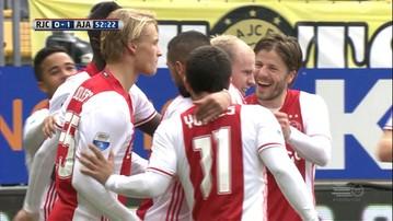 2017-02-05 Ajax zwycięski mimo olbrzymiej nieskuteczności
