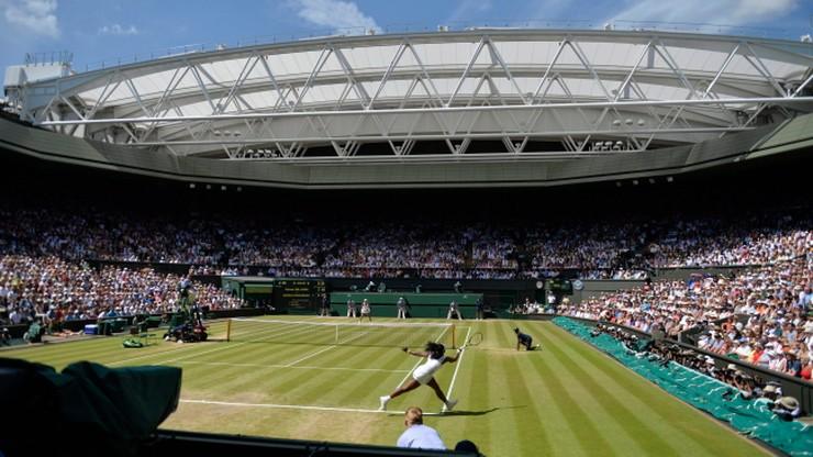 Cena truskawek i liczba zużytych piłek – zobacz Wimbledon w  liczbach