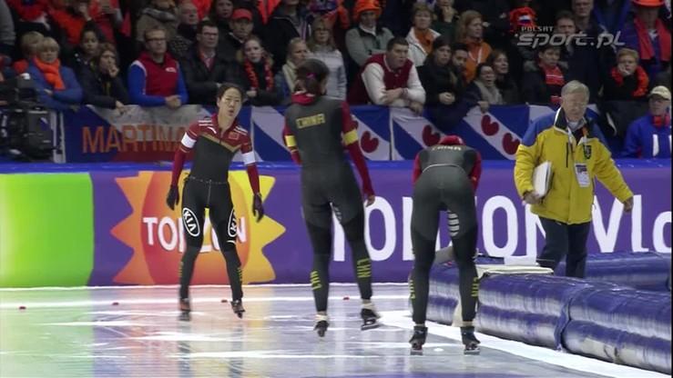 Polki tracą szansę na medal. Zobacz cały bieg!