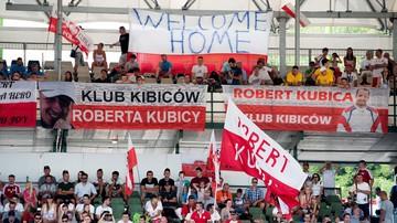 2017-08-02 Setki polskich kibiców wspierają Kubicę na Hungaroringu