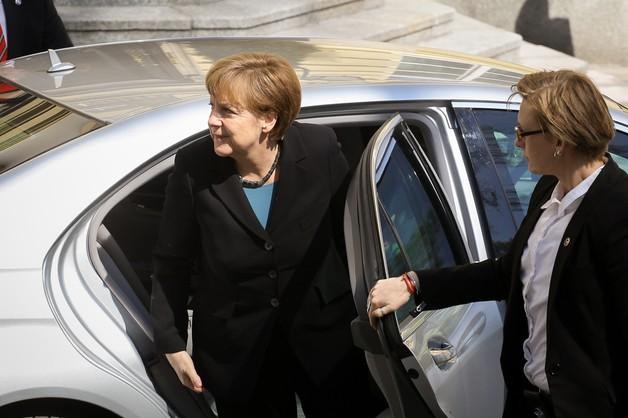 Merkel: w lipcu przedyskutujemy przedłużenie sankcji wobec Rosji