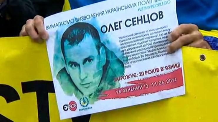 Rosja odmówiła wydania reżysera Ołeha Sencowa Ukrainie