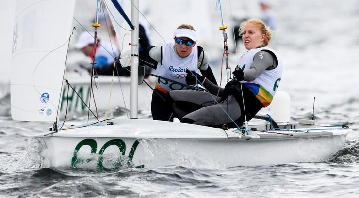 ME w żeglarstwie: Pierwszy w historii klasy 470 medal Polek