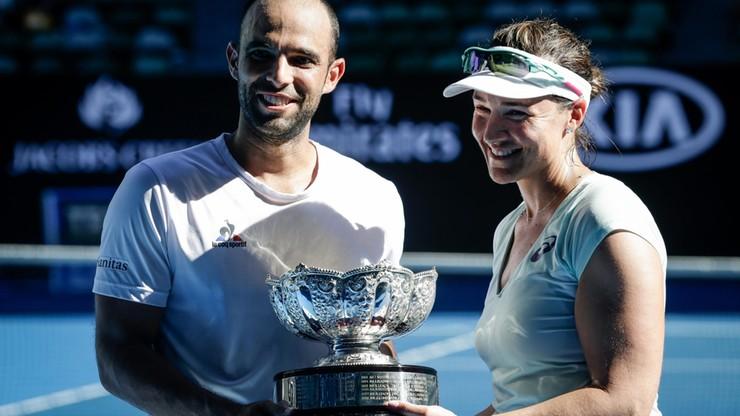 Australian Open: Zwycięstwo Spears i Cabala w mikście
