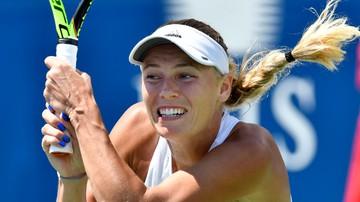 2017-08-13 WTA w Toronto: Switolina rywalką Wozniacki w finale