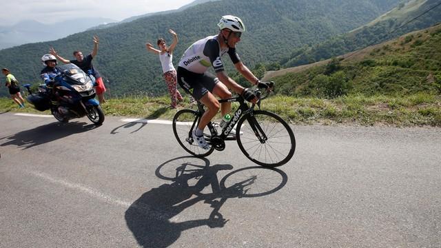 Tour de France - etap dla Cummingsa, Van Avermaet powiększa przewagę