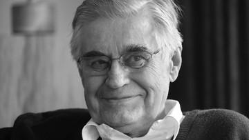 21-04-2016 12:08 Nie żyje Hans Koschnick, były burmistrz Bremy