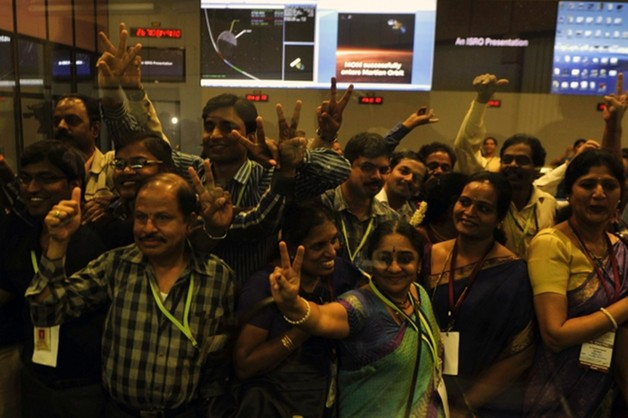 Indie podbijają Marsa
