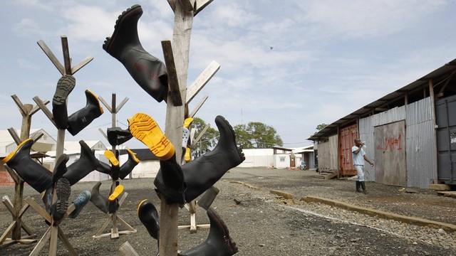 3,4 mld dolarów dla państw Afryki Zachodniej dotkniętych ebolą