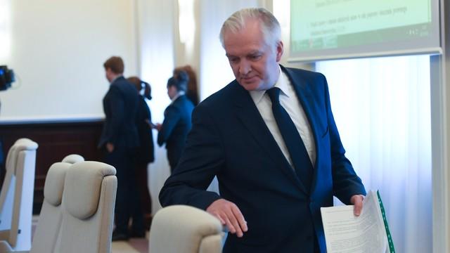 Gowin: za kilka dni informacje o powiększeniu Polski Razem