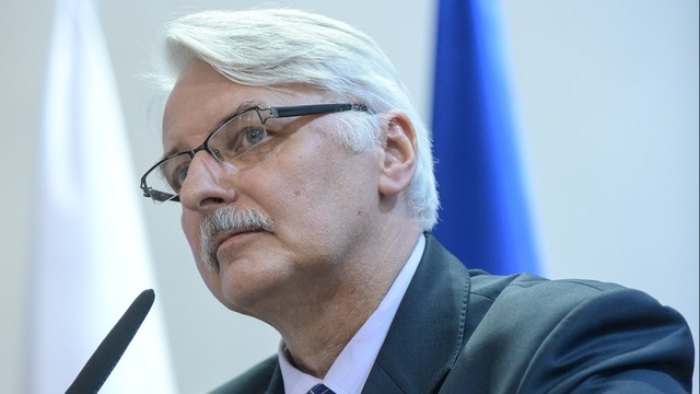 Waszczykowski: nie ma zagrożenia, że szczyt NATO zostanie przeniesiony