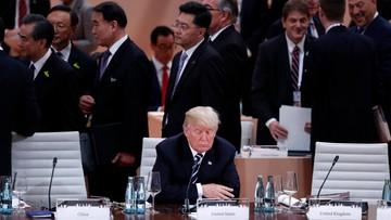 07-07-2017 17:32 G20: USA gotowe bronić Japonii, Korei Płd. przy użyciu wszelkiej broni