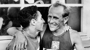 2015-12-09 Rio 2016: Sylwetka legendarnego biegacza na dresach czeskich olimpijczyków