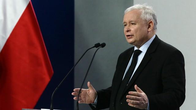 Kaczyński: przeciwko Europie prowadzona jest wojna