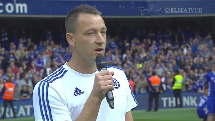 Terry podziękował kibicom: Chelsea to całe moje życie
