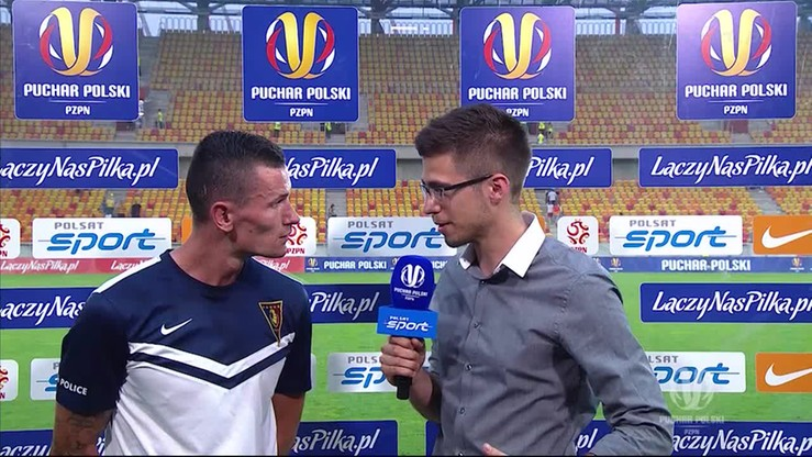 Frączczak: Szybkie pożegnanie z Pucharem Polski