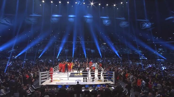 2015-11-29 Władimir Kliczko - Tyson Fury. Skrót walki