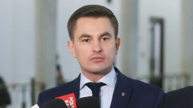 PO składa zawiadomienie do prokuratury ws. wypadku z udziałem Macierewicza
