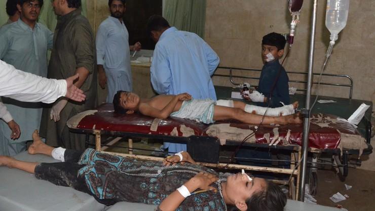 Pakistan: zamach na procesję szyitów. Co najmniej 16 osób zabitych, ponad 40 rannych