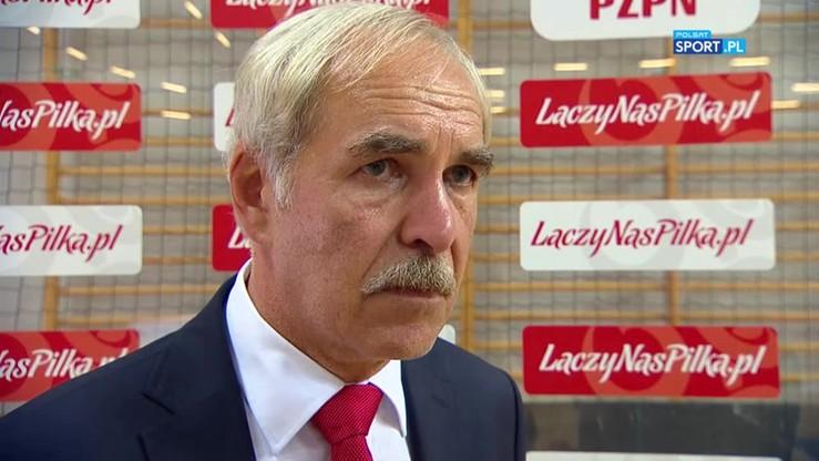 Trener Polaków: Powiedzieliśmy sobie, że nie mamy nic do stracenia