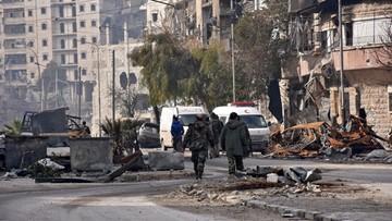 23-12-2016 21:51 Większa baza morska, żandarmeria w Aleppo. Rosja wzmacnia pozycję w Syrii