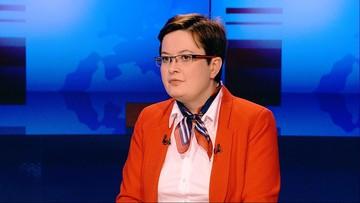 """05-11-2016 20:33 """"Powinny być dyscyplinarne konsekwencje"""". Katarzyna Lubnauer o szpitalu w Starachowicach"""
