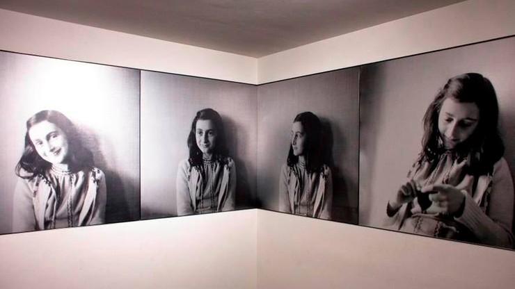 Kryjówka Anny Frank mogła być odnaleziona przypadkiem