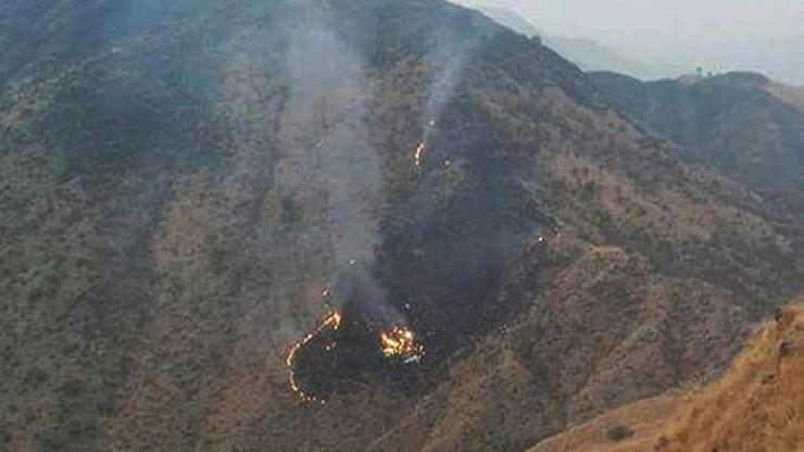 Pakistan: rozbił się samolot pasażerski, na pokładzie było około 40 osób