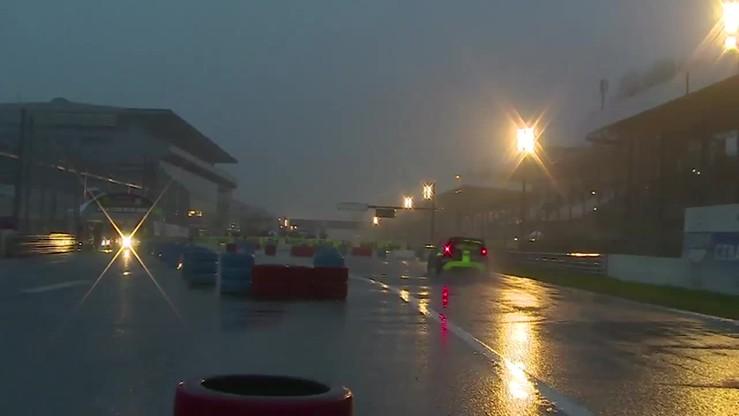 2014-11-29 Kubica w rajdzie Monza Rally Show