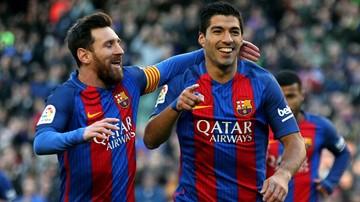 2017-01-14 Pokaz siły ognia na Camp Nou! Barcelona rozbiła Las Palmas