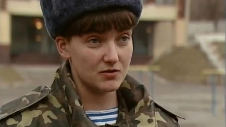 Rosyjskie władze zatrzymały siostrę Sawczenko