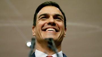 03-02-2016 05:49 Hiszpania: król zaproponował tworzenie rządu socjaliście Sanchezowi