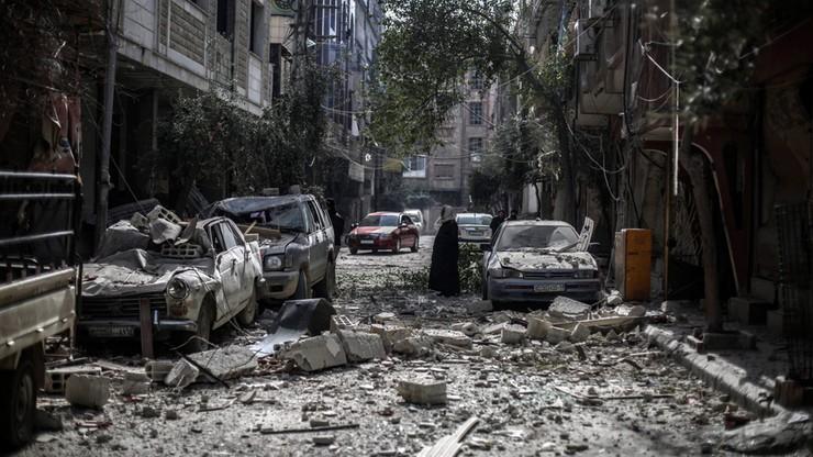 Syria: podwójny zamach pod Damaszkiem. Co najmniej 60 ofiar