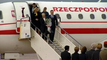 Andrzej Duda jeździł taksówką po Londynie? Mamy odpowiedź MSWiA