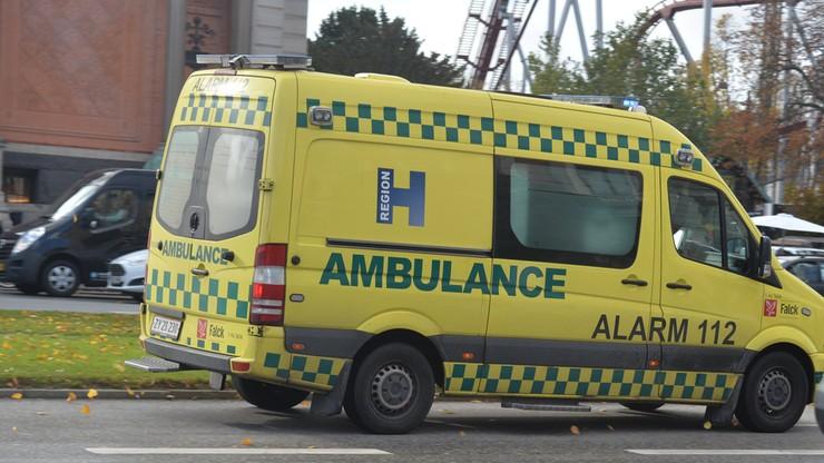 Tragiczny wypadek podczas amatorskiego rajdu samochodowego w Danii