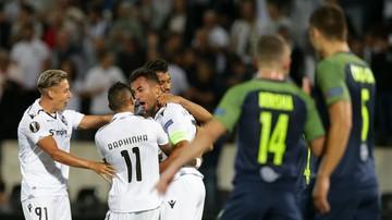 2017-09-15 Liga Europy: Ani jednego Europejczyka w składzie Vitorii Guimaraes
