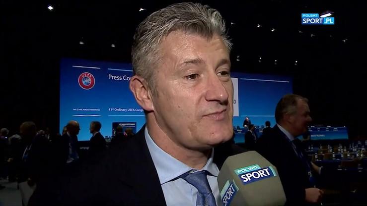 Davor Suker o Bońku: Jako były piłkarz będzie cenny dla UEFY