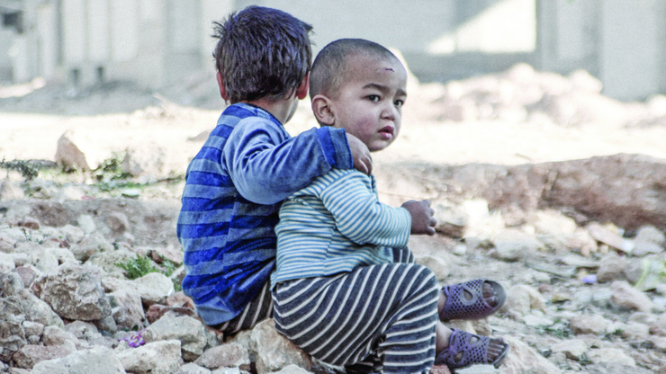 UNICEF: minimalne postępy w walce z nierównością wśród dzieci