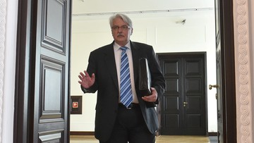 14-05-2016 15:44 Waszczykowski: Rosja prowadzi z nami geopolityczną grę