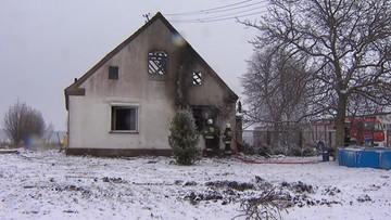 Cztery tony pomocy dla rodziny ocalałej z pożaru w Dusznikach